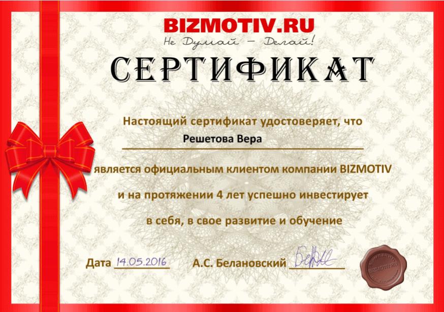 Александр Белановский bizmotiv